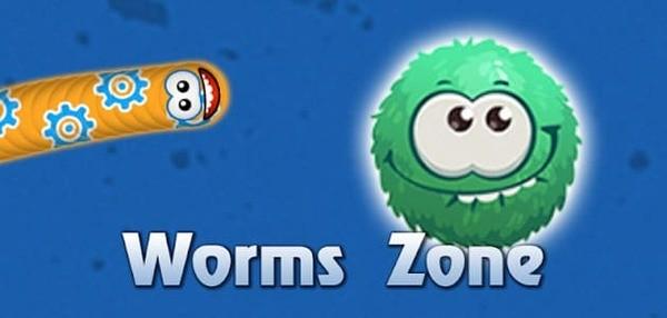 Worms Zone .io - Voracious Snake Mod Logo