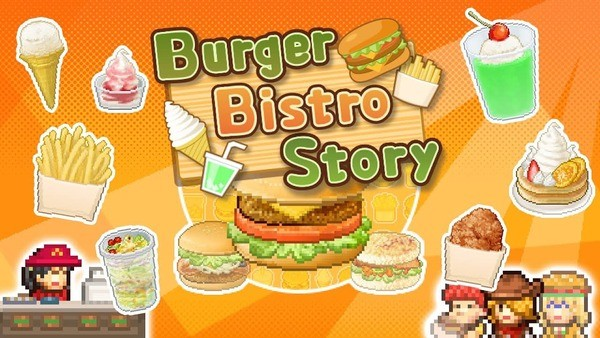 Burger Bistro Story Logo