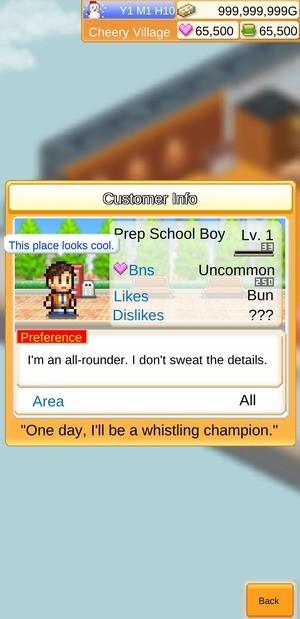 Burger Bistro Story Screenshot 2