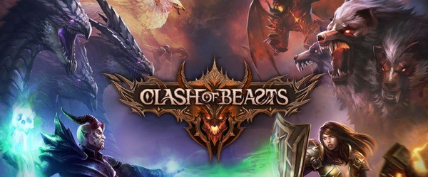 Clash of Beasts Logo