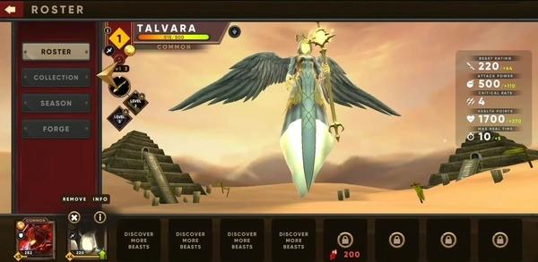 Clash of Beasts Screenshot 2