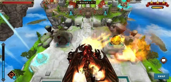 Clash of Beasts Screenshot 3