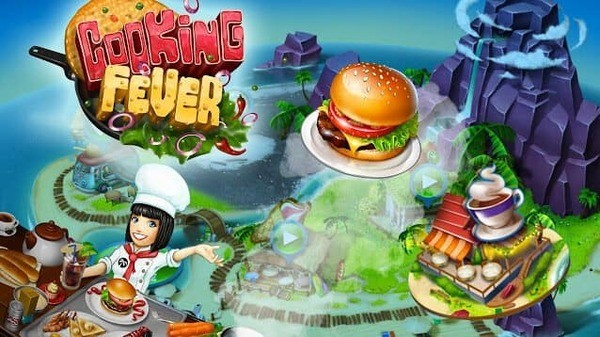 Cooking Fever Logo