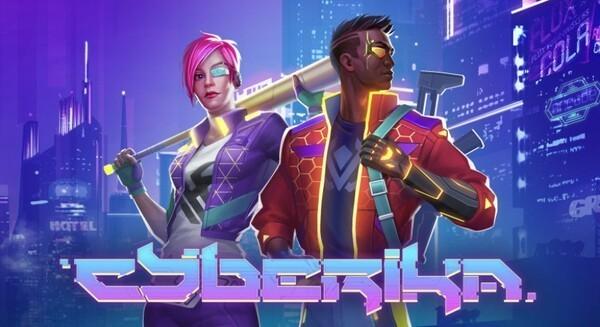 Cyberika Mod Logo