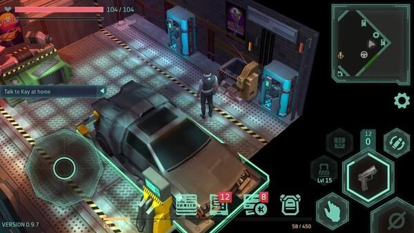 Cyberika Screenshot 1