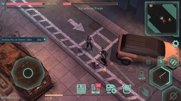 Cyberika Screenshot 2