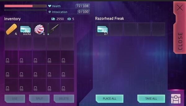 Cyberika Screenshot 3