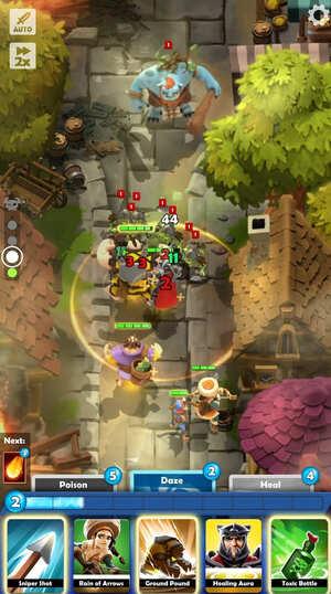 Darkfire Heroes Screenshot 2T2