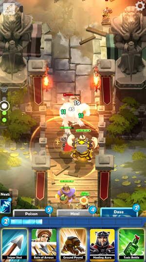 Darkfire Heroes Screenshot 3T3