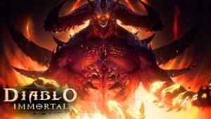 Diablo Immortal Mod Logo