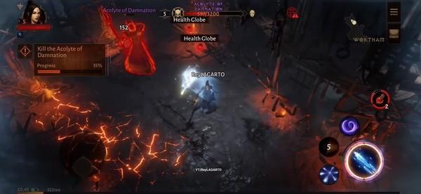 Diablo Immortal Screenshot 3
