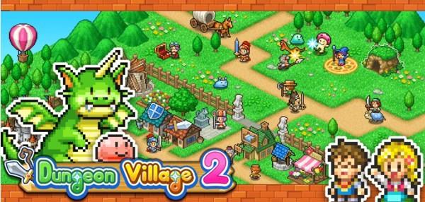 Dungeon Village 2 Logo