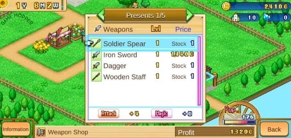 Dungeon Village 2 Screenshot 3