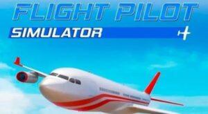 Flight Pilot Simulator 3D Logo