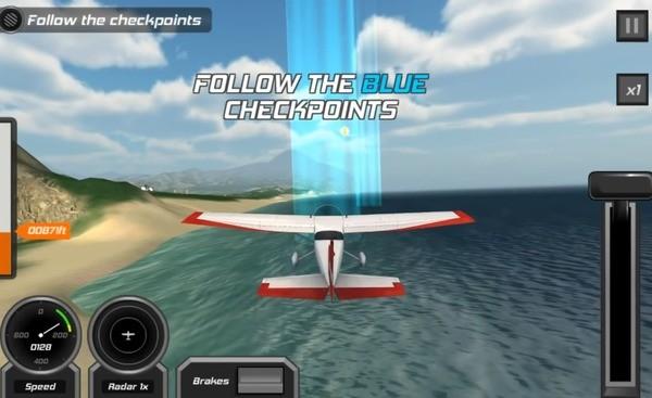 Flight Pilot Simulator 3D Screenshot 1