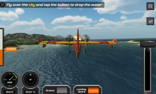 Flight Pilot Simulator 3D Screenshot 2