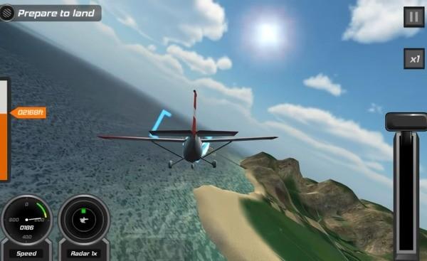 Flight Pilot Simulator 3D Screenshot 3