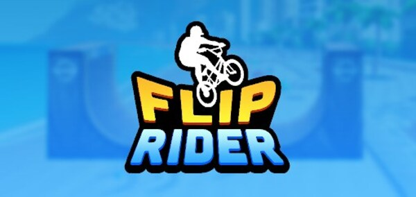 Flip Rider BMX Tricks Logo