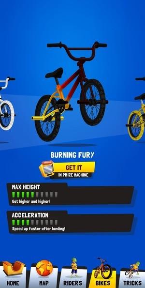 Flip Rider BMX Tricks Screenshot 2