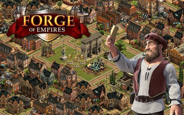 Forge of Empires Mod Logo