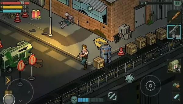 Fury Survivor Pixel Z Screenshot 1