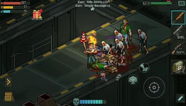 Fury Survivor Pixel Z Screenshot 2