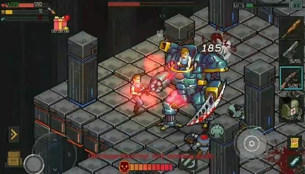 Fury Survivor Pixel Z Screenshot 3