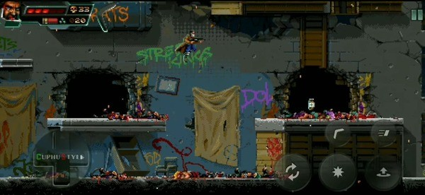 Huntdown Screenshot 3