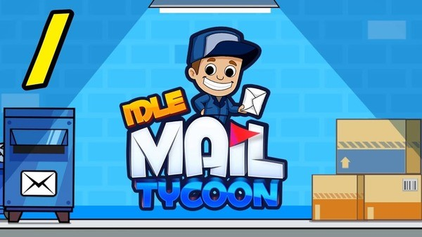 Idle Mail Tycoon Logo