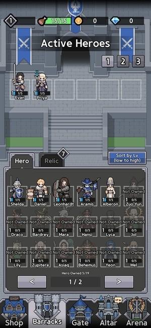 KingGodCastle Screenshot 1
