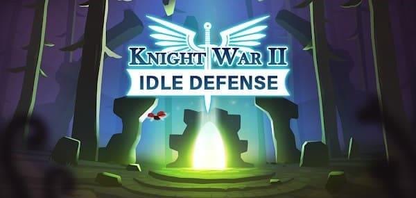 Knight War Idle Defense 2 Logo
