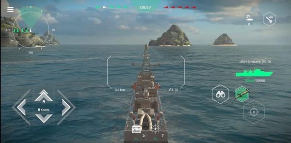 Modern Warships Sea Battle Online Screenshot 1