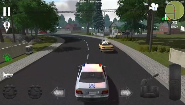 Police Patrol Simulator Screenshot 1