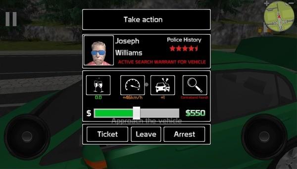 Police Patrol Simulator Screenshot 2