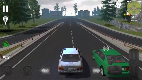 Police Patrol Simulator Screenshot 3