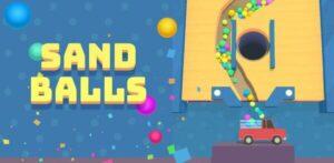 Sand Balls Logo