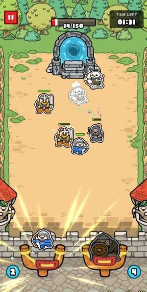 Smash Kingdom - Slingshot Action Defense Screen 2