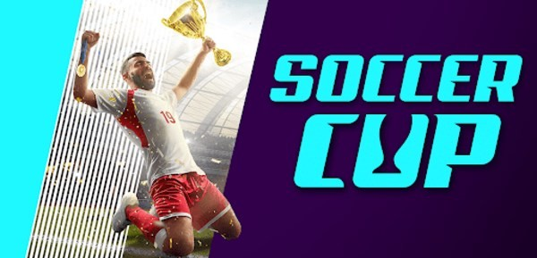 Soccer Cup 2021 Free Football Games Logo