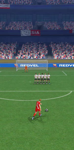 Soccer Star 2021 Football Cards Screenshot 1