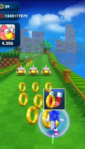 Sonic Dash Screenshot 2