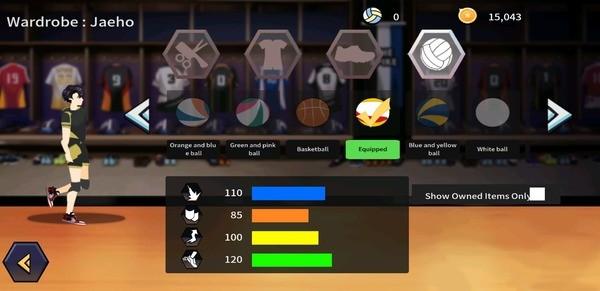 The Spike Volleyball Story Screenshot 2