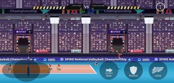 The Spike Volleyball Story Screenshot 3