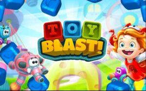 Toy Blast Mod Logo