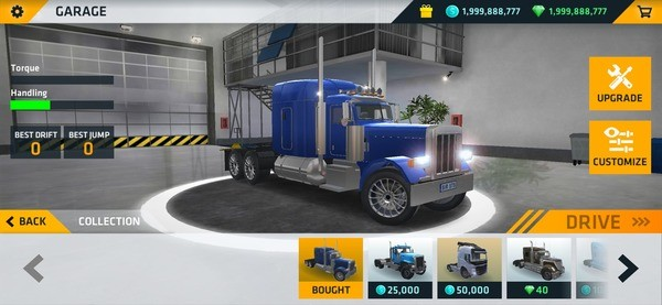 Ultimate Truck Simulator Mod Screenshot