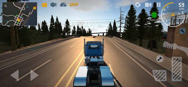 Ultimate Truck Simulator Screenshot 1