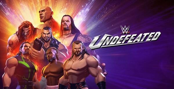 WWE Undefeated Logo