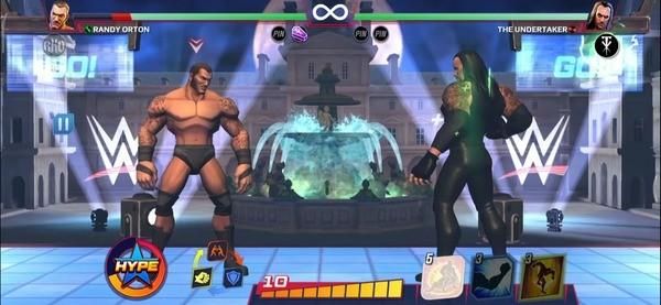 WWE Undefeated Screenshot 2