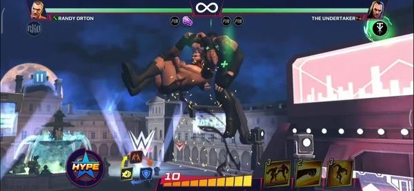 WWE Undefeated Screenshot 3