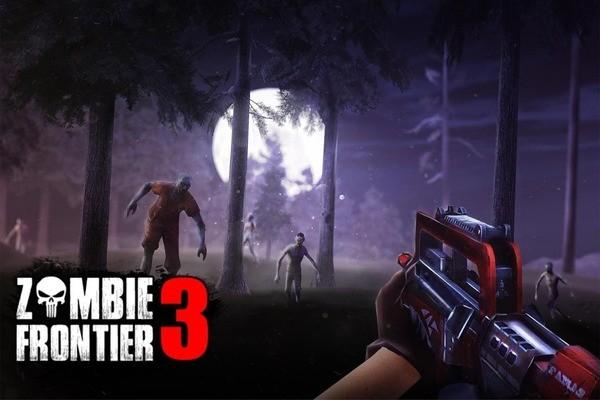 Zombie Frontier 3 Logo