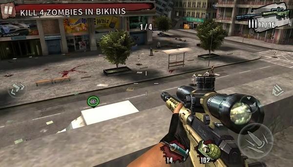 Zombie Frontier 3 Screenshot 3